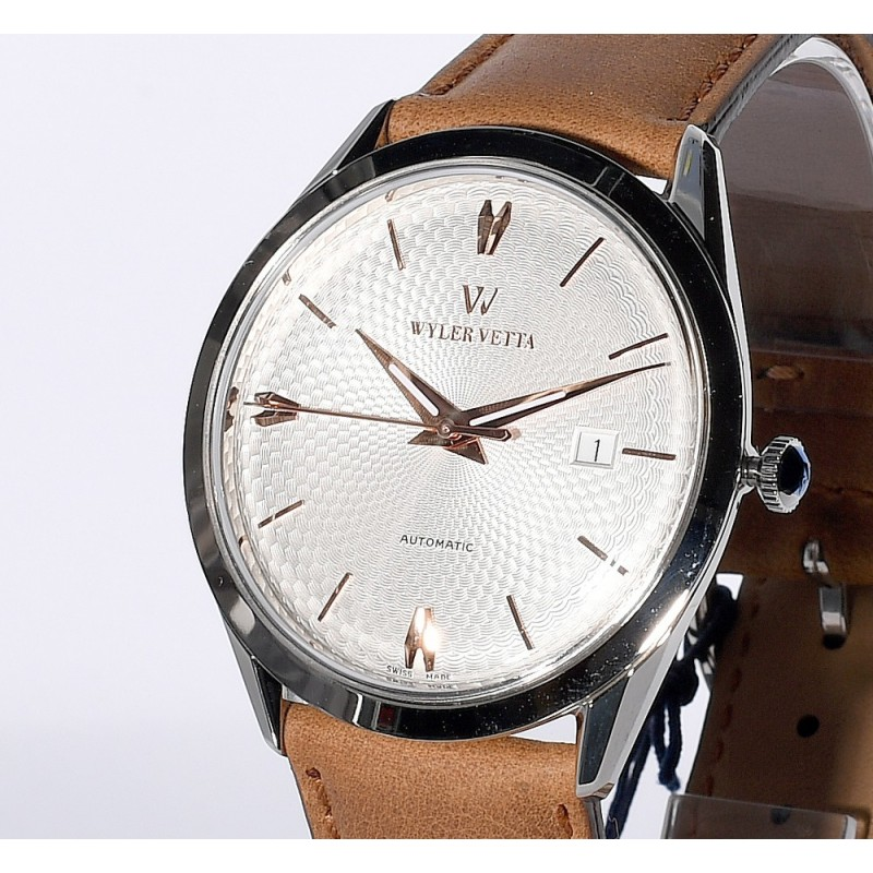 bel design cerca le ultime acquista lusso orologio uomo wyler vetta vw0020 heritage
