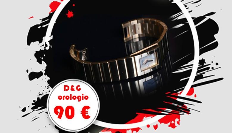 Orologio Dolce & Gabbana D&G