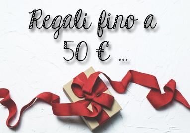 idee regalo fino a 50€